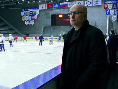 Интервью с руководителем «Казцинка-Торпедо»
