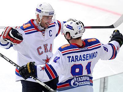 Илья Ковальчук - MVP второй недели октября в КХЛ