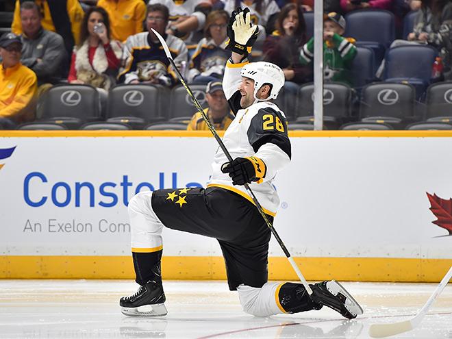 10 главных событий Звёздного уик-энда НХЛ
