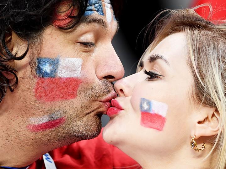 Болеть, как чилийцы. Дневник Кубка конфедераций