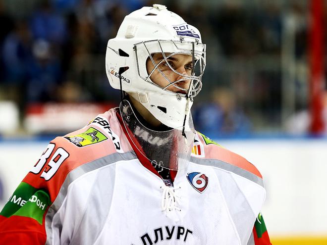 Илья Сорокин – лучший российский вратарь КХЛ