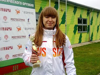 Итоги 3-го дня чемпионата России по стрельбе