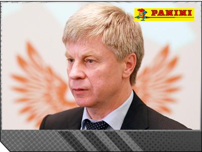 Николай Толстых после заседания Исполкома РФС