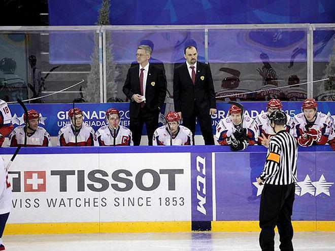 Сборная России – чемпион XVII зимней Универсиады