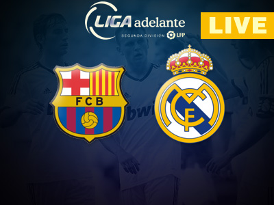 Онлайн-трансляция матча «Барселона-2» - «Кастилья»