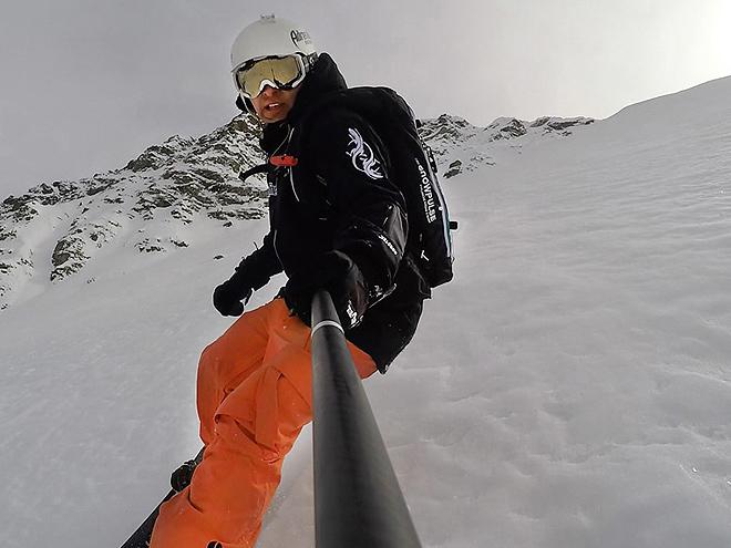 RideThePlanet – съёмки в горах Приэльбрусья