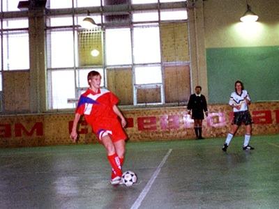 Вспоминаем сезон-1994/1995 в женском мини-футболе России