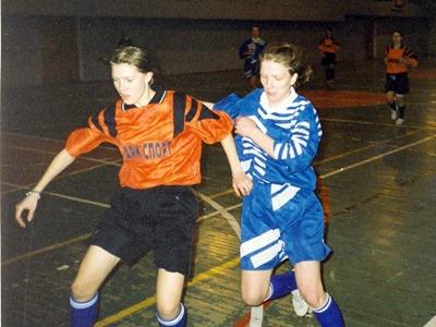 Вспоминаем сезон-1997/1998 в женском мини-футболе России