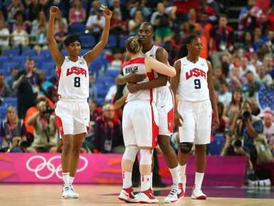 Лондон-2012. Баскетбол. Сборная США
