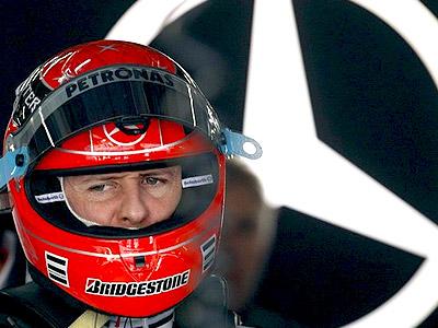 Шумахер: порой мне приходится начинать с азов