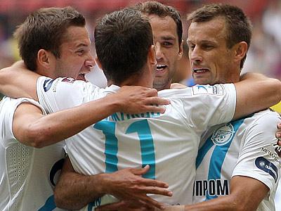 """Глава """"Газпрома"""" подтвердил: """"Зенит"""" намерен доукомплектоваться"""