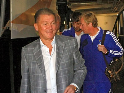 Блохин в «Динамо» начал с победы