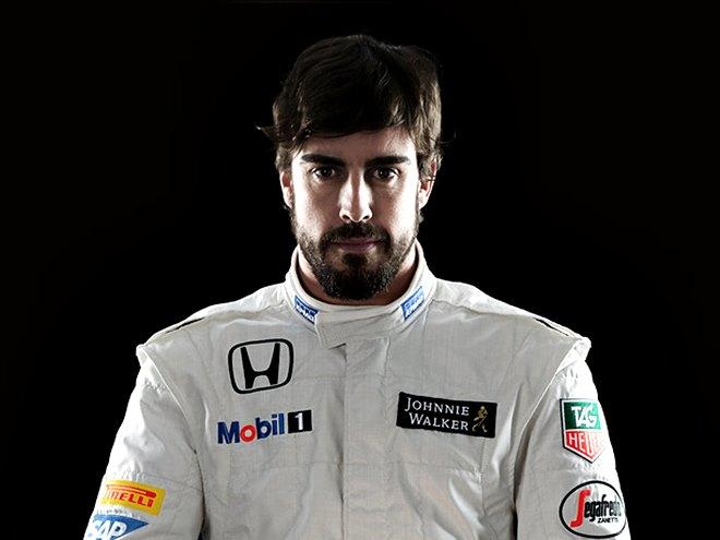 Фернандо Алонсо - об аварии на тестах в Барселоне