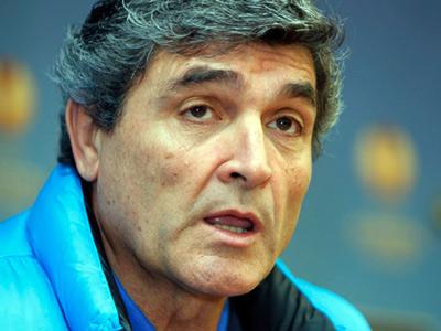 Пресс-конференция Хуанде Рамоса перед матчем с АИК