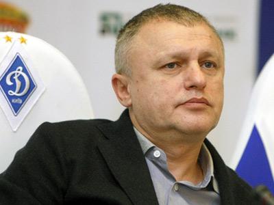 Президент «Динамо» о «Днепре» Блохине и чемпионате