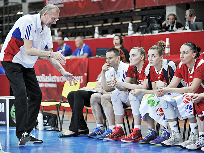 Женская сборная России по баскетболу не едет в Рио
