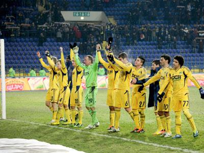 «Металлист» вышел в четвертьфинал Лиги Европы