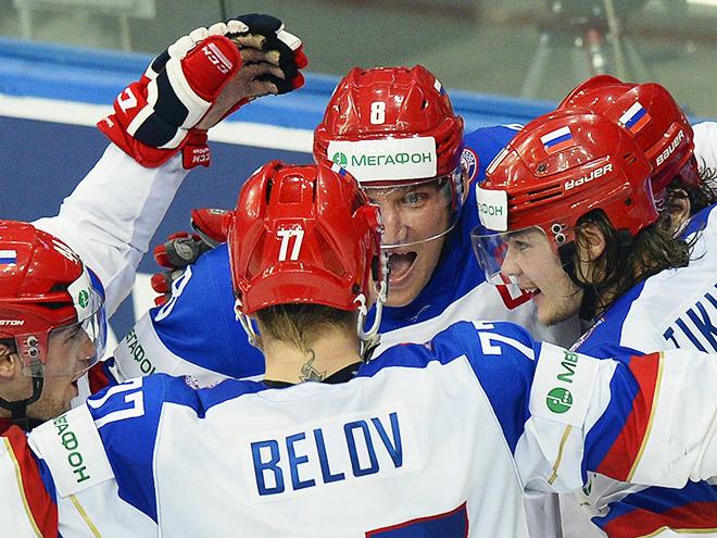 Россия разгромила сборную США - 6:1