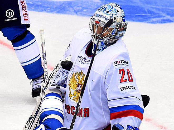 Россия - Финляндия - 2:0. Оценки хоккеистам