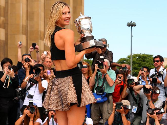 Самые красивые теннисистки мира