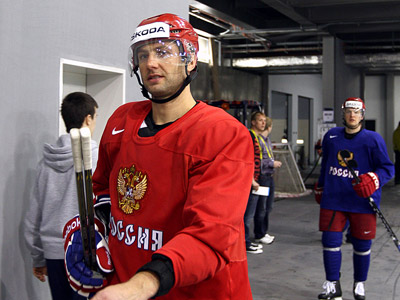 Морозов: Чехия — отличная проверка перед плей-офф