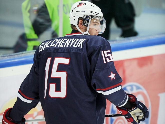 Алекс Гальченюк