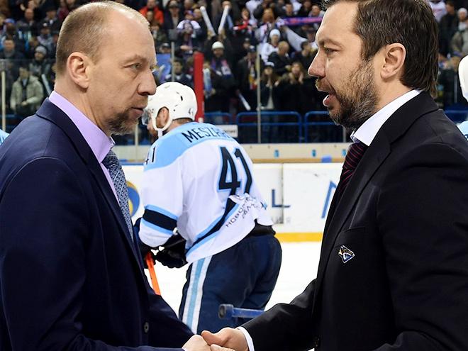 Обзор главных хоккейных событий дня. 16.03.2016