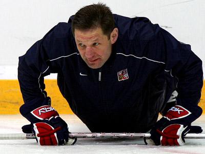 Франтишек Мусил – о своей карьере в НХЛ