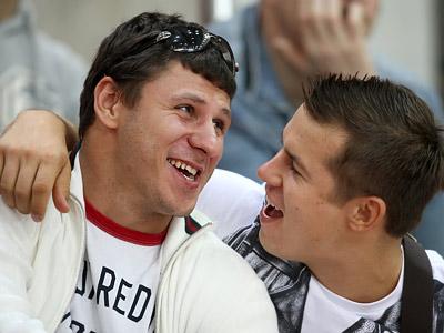 Олег Сапрыкин и Сергей Широков
