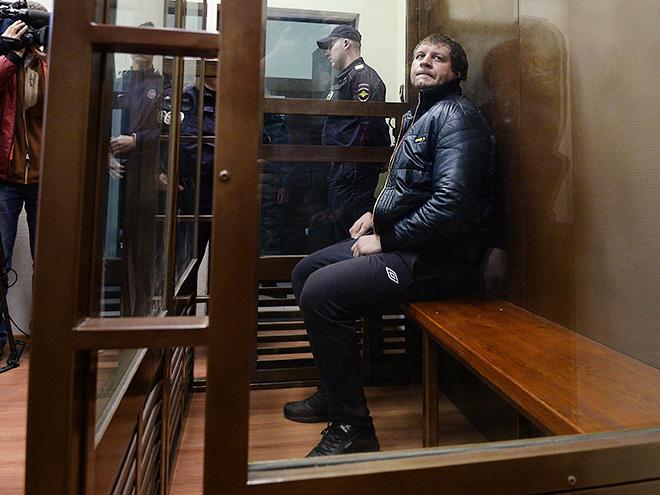 Александр Емельяненко получил реальный срок