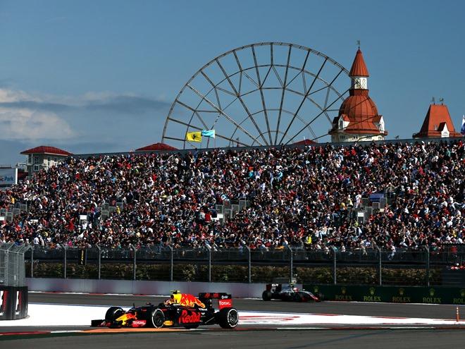 «Ред Булл» - о поездке на Гран-при России на «Сочи Автодром»
