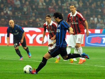 Миланское дерби на новый лад