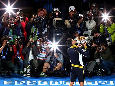 Титулы Азаренко и Джоковича на Australian Open