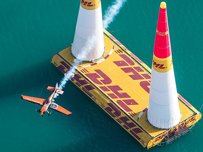 Стартовал новый сезон серии Red Bull Air Race