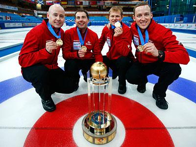 Канада вернула себе Кубок мира по кёрлингу