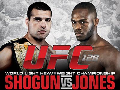 UFC 128. Три дня до войны