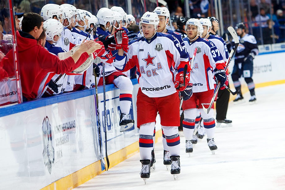 Денис Зернов о матче с quotЛокомотивомquot quotЗа неплохую игру