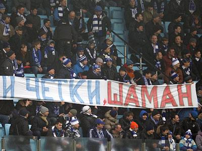 Ни в одном из четырёх матчей «Динамо» не смогло выиграть у «Рубина»