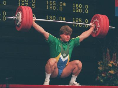 Нику Влад в бытность действующим спортсменом