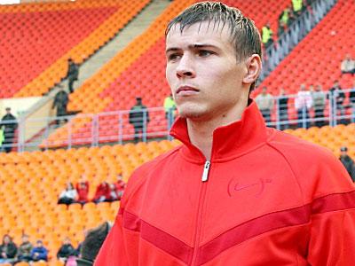 Паршивлюк: Янбаев – игрок сборной, а я пока никто
