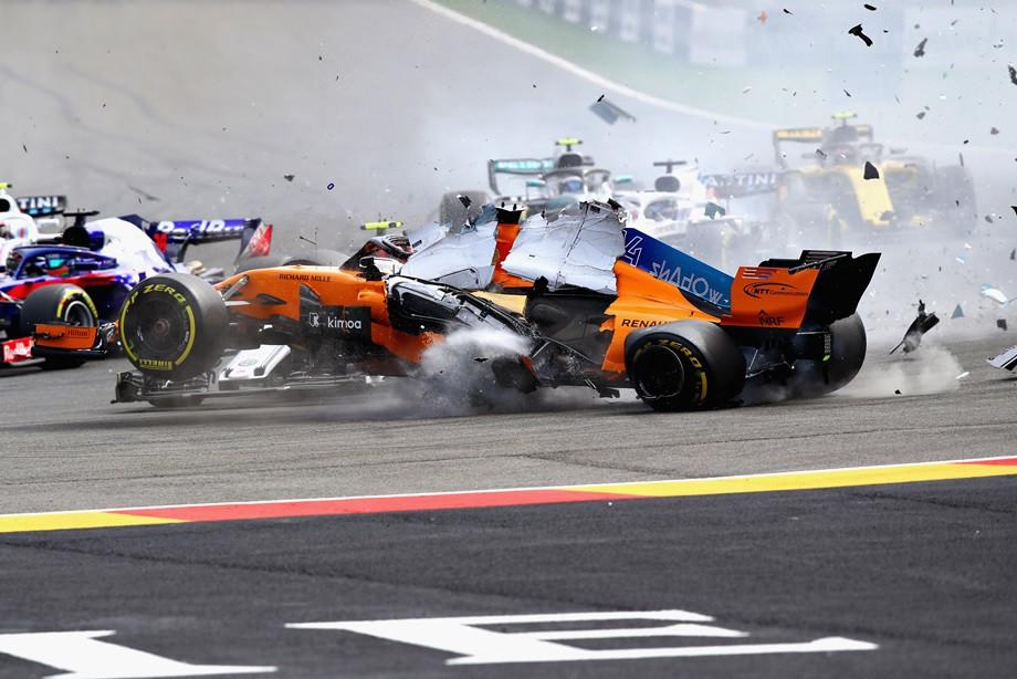«Макларен» продолжает разваливаться: стагнация легенды Формулы-1