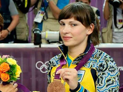 В среду Украина выиграла три медали