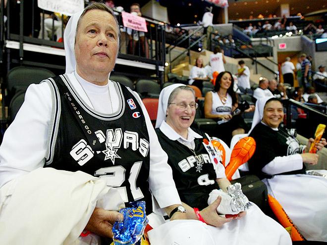 «Сан-Антонио» – пятикратный чемпион НБА