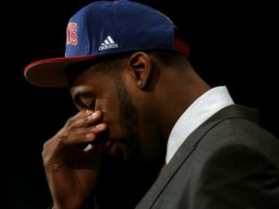 """Детройт"" выбрал Андре Драммонда под 9-м номером на драфте НБА"