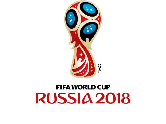 У ЧМ-2018 в России появился логотип