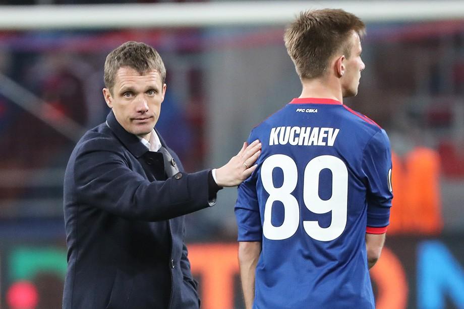 Виктор Гончаренко и Константин Кучаев