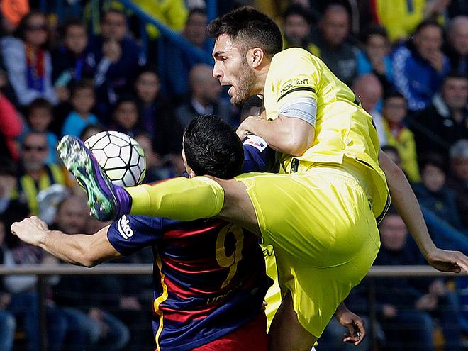 «Вильярреал» — «Барселона» — 2:2