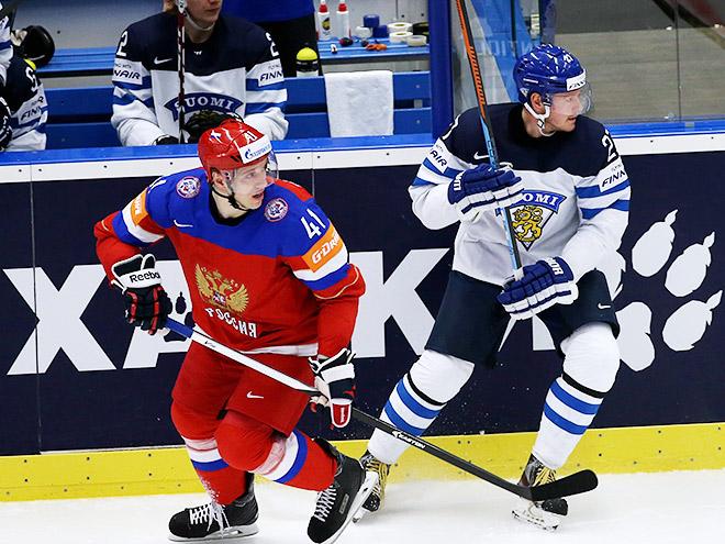 Сборная России завершает групповой этап ЧМ-2015 матчем с Финляндией