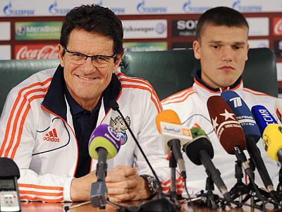 Игорь Рабинер – перед матчем Россия – Сербия