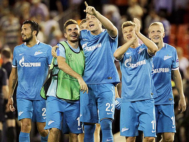 Черышев и Сарсания верят в победу «Зенита»